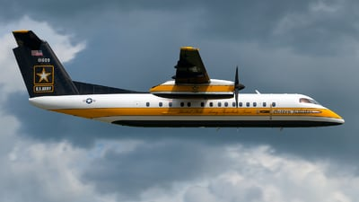 17-01609 - Bombardier C-147A - United States - US Army