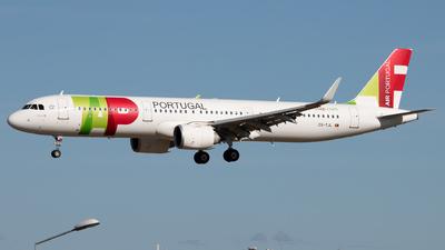 A picture of CSTJL - Airbus A321251N - TAP Air Portugal - © Thomas A. Ferreira
