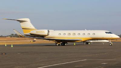 N650DA - Gulfstream G650 - Delta AirElite Business Jets