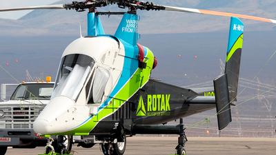 N805RA - Kaman K-1200 K-Max - ROTAK Helicopter Services