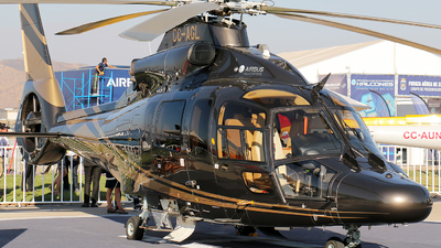 CC-AGL - Airbus Helicopters H155 B1 Dauphin - Private