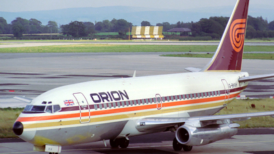 G-BHVH - Boeing 737-2T5(Adv) - Orion Airways