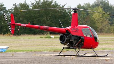 I-D357 - Yo-Yo Helicopter 222A - Aeroclub Sassuolo