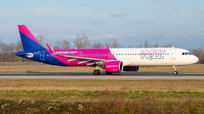 HA-LVK - Airbus A321-271NX - Wizz Air