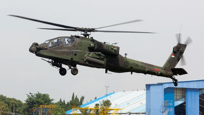 HS-7214 - Boeing AH-64E Apache Guardian - Indonesia - Army