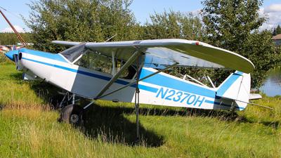 A picture of N2370H - Piper PA18150 Super Cub - [187909178] - © C. v. Grinsven
