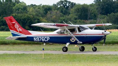A picture of N976CP - Cessna 182T Skylane - Civil Air Patrol - © VanderMolen