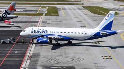 VT-IES - Airbus A320-232 - IndiGo Airlines
