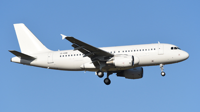 LY-COD - Airbus A319-112 - GetJet Airlines