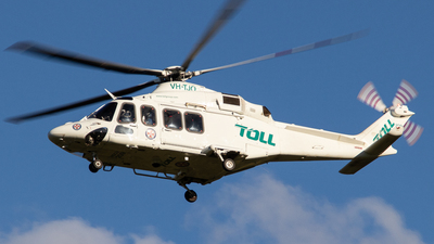 VH-TJO - Agusta-Westland AW-139 - Toll Helicopters NSW Pty Ltd