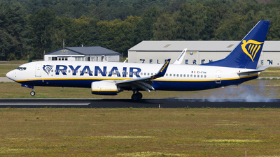 EI-FIW - Boeing 737-8AS - Ryanair