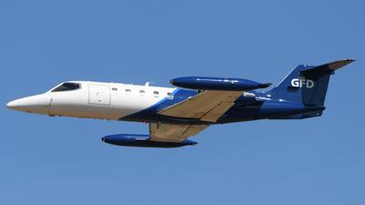 D-CGFP - Bombardier Learjet 35A - Gesellschaft für Flugzieldarstellung (GFD)