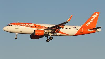 OE-IJQ - Airbus A320-214 - easyJet Europe