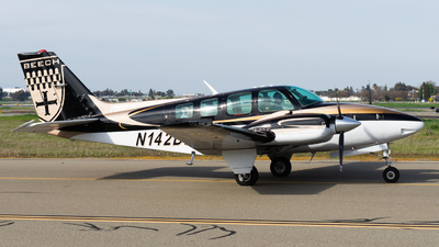 N142DR - Beechcraft 58 Baron - Private