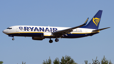 EI-EBO - Boeing 737-8AS - Ryanair