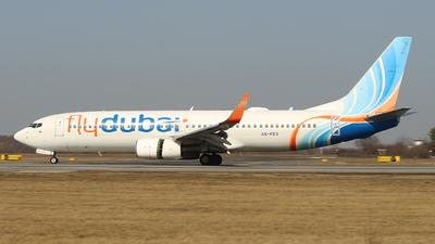 A picture of A6FEY - Boeing 7378KN - FlyDubai - © Calin Horia Lupu