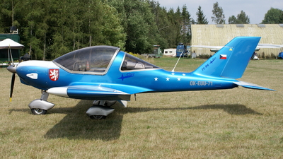 OK-EUU-71 - TL Ultralight TL-96 Star - Private