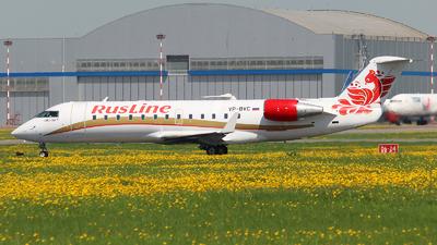 VP-BVC - Bombardier CRJ-100ER - Rusline