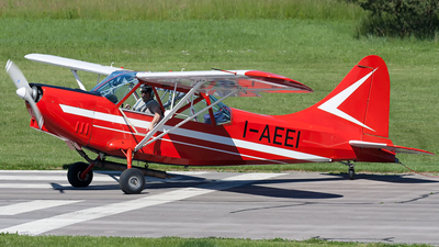 I-AEEI - Stinson L-5 Sentinel - Private