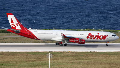 YV3292 - Airbus A340-313X - Avior Airlines