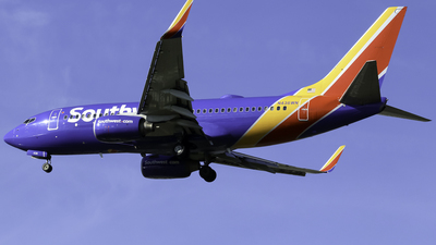 A picture of N436WN - Boeing 7377H4 - Southwest Airlines - © nicholastoto