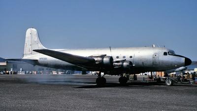 N90201 - Douglas C-54D Skymaster - Brooks Fuel