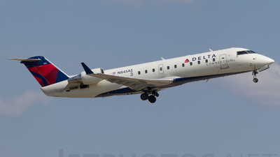 N845AS - Bombardier CRJ-200ER - Delta Connection (ExpressJet Airlines)