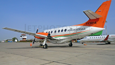 YV3014 - British Aerospace Jetstream 32 - Aeroandinas Venezuela