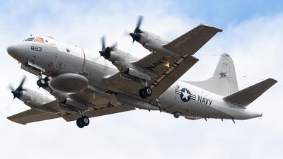 159893 - Lockheed EP-3E Orion - United States - US Navy (USN)