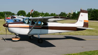A picture of N7160E - Cessna 182B Skylane - [51717] - © DJ Reed - OPShots Photo Team