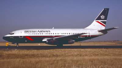 G-BGJJ - Boeing 737-236(Adv) - British Airways