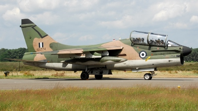 155774 - LTV TA-7C Corsair II - Greece - Air Force