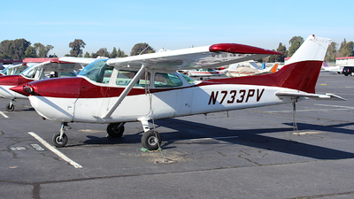 N733PV - Cessna 172N Skyhawk - California Airways Flight School