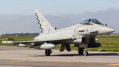 MM7321 - Eurofighter Typhoon EF2000 - Italy - Air Force