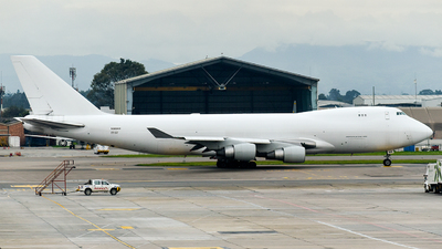 A picture of N908AR - Boeing 747412F - [28026] - © Santiago Arias