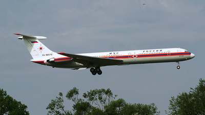 RA-86570 - Ilyushin IL-62M - Russia - Ministry for Emergency Situations (MChS)