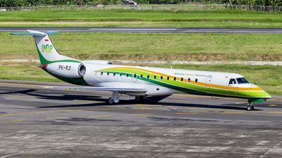 PK-RJI - Embraer ERJ-145LR - Indonesia Morowali Industrial Park