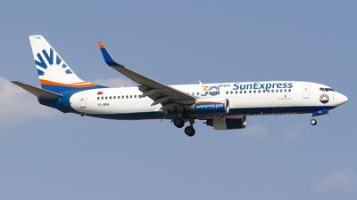 TC-SPA - Boeing 737-8HX - SunExpress