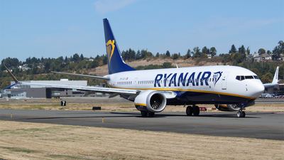 9H-VUG - Boeing 737-8-200 MAX - Ryanair