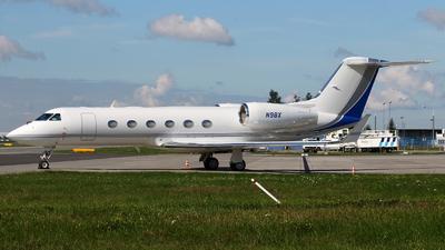 N9BX - Gulfstream G450 - Private