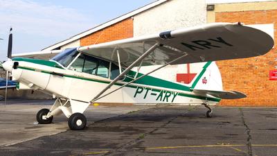 PT-ARY - Piper PA-18-135 Super Cub - Private