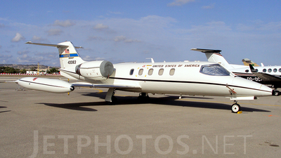 84-0083 - Gates Learjet C-21A - United States - US Air Force (USAF)