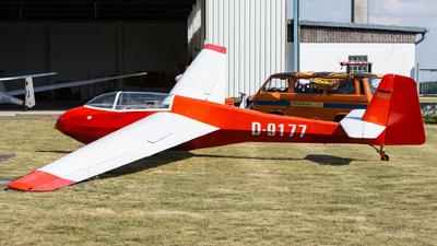D-9177 - Scheibe Bergfalke III - Private