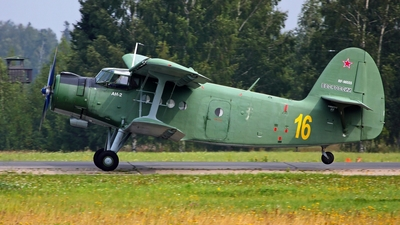 RF-90555 - Antonov An-2T - Russia - Air Force