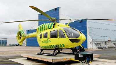 SE-JRG - Airbus Helicopters H145 - Scandinavian MediCopter