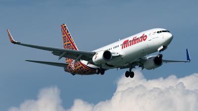 9M-LCM - Boeing 737-8GP - Malindo Air