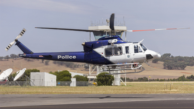 VH-PQZ - Bell 412EPI - Australia - New South Wales Police