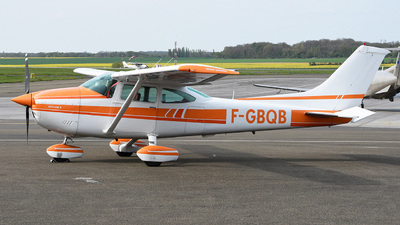 F-GBQB - Reims-Cessna F182Q Skylane II - Private