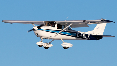 C-FBLK - Cessna 150K - Private