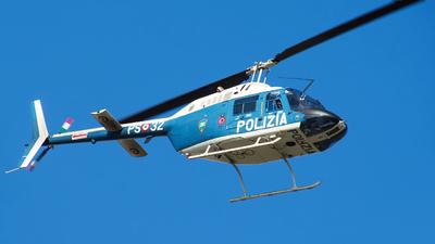 PS-32 - Agusta-Bell AB-206A JetRanger - Italy - Polizia di Stato